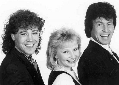 Mieke, Dennie & Freddy