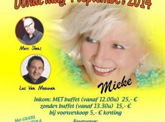 Buurthuis Veerle Heide 4 september 2014