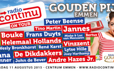 Radio Continu on tour -EMMEN