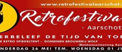 Retrofestival Aarschot 26 mei 2016