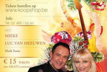 Kerstconcert in Brecht op 18 december