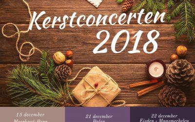 Kerstconcerten 2018