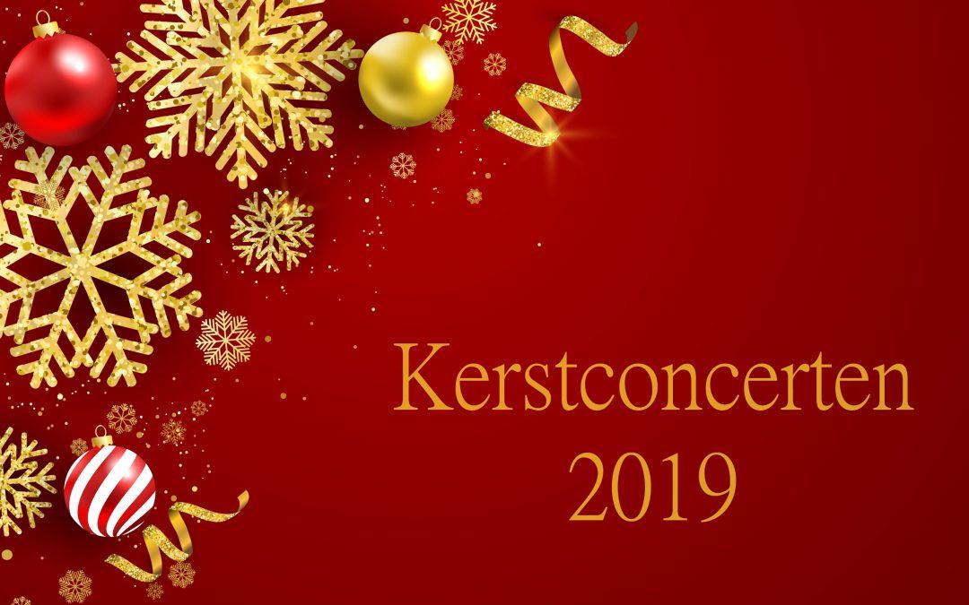 Kerstconcerten 2019
